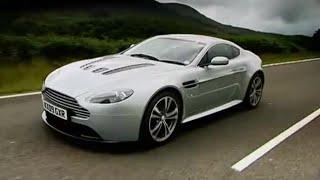 Aston Martin Vantage   Top Gear   BBC
