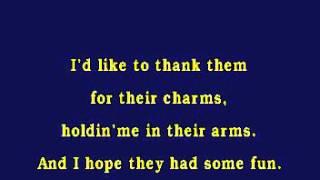Jv0040 09   Sheppard, T G    I Loved 'em Every One [karaoke]