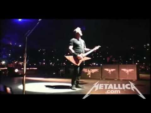 Metallica - The Unforgiven III (live premiere in Oslo, NOR 2010)