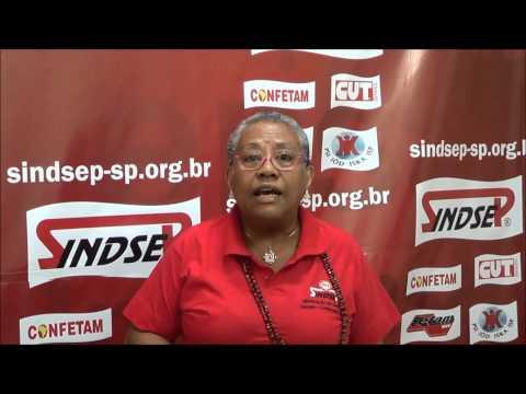 Irene fala sobre XI Congresso do Sindsep