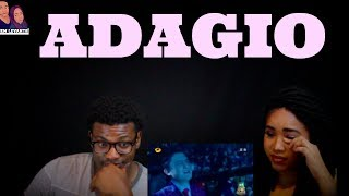 Adagio - DIMASH KUDAIBERGENOV REACTION