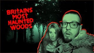 The Most Haunted Woods In Britain Pembrey Woods