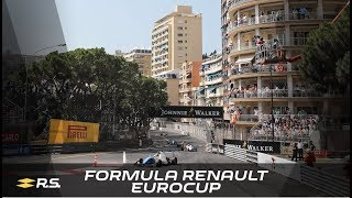 2018 Formula Renault Eurocup - Round 4 - Monaco - Race 1   Kholo.pk