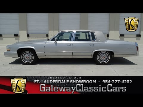 Video of '90 Brougham - L2WV