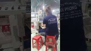Sản xuất bao bì cắt seal