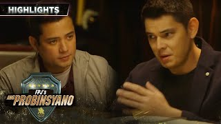 Lito clears his trust in Albert   FPJ's Ang Probinsyano