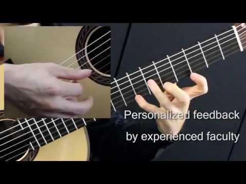 LAGA Classical - Online Classical Guitar Lessons
