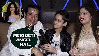 Jannat Zubair's Parents Call Jannat An 'ANGEL', Reveal