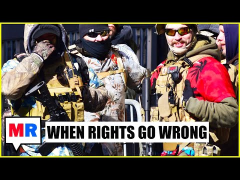 Rights Obsession Tearing America Apart