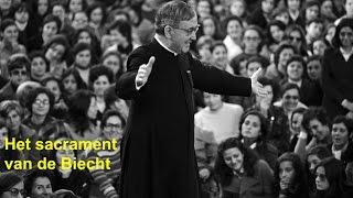 Het sacrament van de Biecht