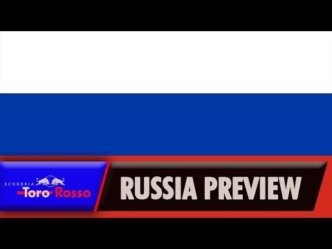 F1 2019: Russian Grand Prixview - Daniil Kvyat