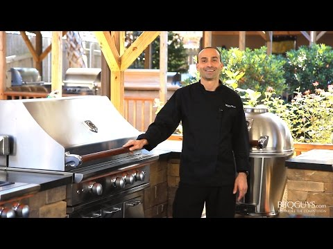 Review of Caliber Crossflame Pro Gas Grill – Buyers Guide – BBQGuys.com