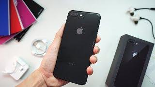 UNBOXING IPHONE 8 PLUS INDONESIA!