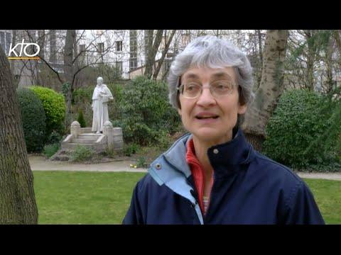 Soeur Agnès, la joie d'être disciple