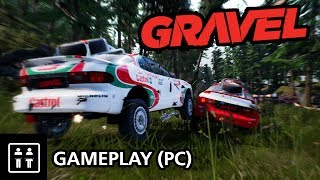 Ten Minutes Of Gravel - PC Gameplay (1080p 60FPS)