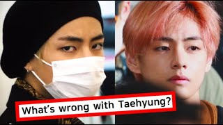 Is BTS Taehyung Really Exhausted These Days?