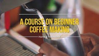 3 essentials of coffee making (Barista pro Kenya)