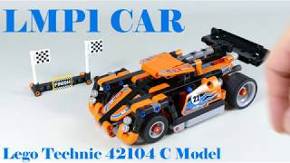 LMP1 CAR C Model Alternate of LEGO Technic 42104
