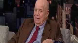 Don Rickles On Letterman 2014 05 02
