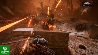 Gears of War 4 - Campaign Gameplay