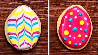 5 Идей для Пасхальных десертов | Украшение и глазировка