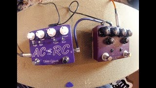 Doctor Guitar Episode 79 - King Of Tone Vs AC RC Booster