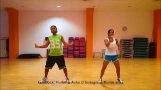 'Love on me' - Zumba // Choreo by Flurim & Anka