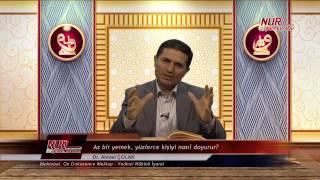 Dr. Ahmet ÇOLAK - Peygamber Efendimizin (asm) bereket mucizeleri - 1.Bölüm