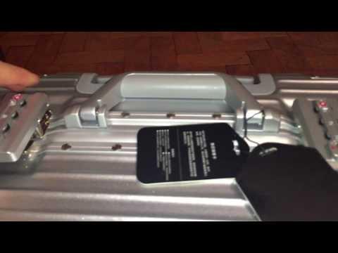Alternative z Rimowa Topas Business Trolley - Simonprince 1050