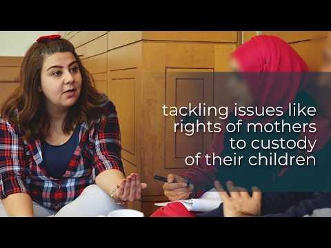 Everyday Heroes Syria: Amira