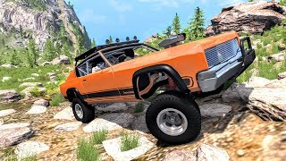 Off Road Crashes & Fails #18 – BeamNG Drive | CrashBoomPunk