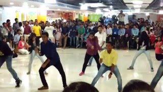 Flash Mob At Capgemini Mumbai M7 Cafeteria For MyJashn2016
