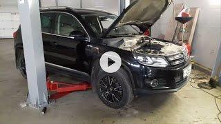 Volkswagen Tiguan диагностика двигателя и ремонт в AUTO Техцентр Фольксваген Мытищи | АвтоПисковик