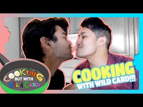 COOKING, BUT NOT REALLY *SPOOF* (WILD CARD)