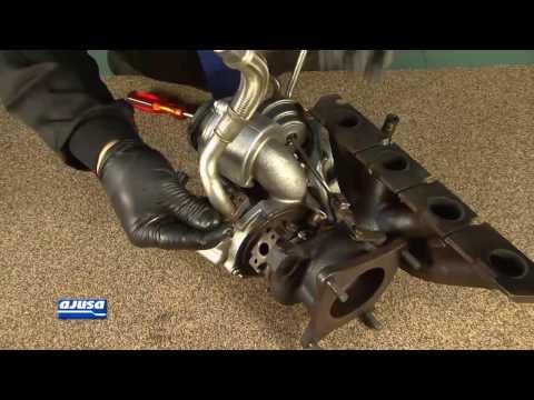 Фото к видео: Full set / Juego completo VW GOLF V 2.0 FSI 16V AXX