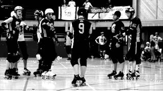 Tyne and Fear -vs- Southern Discomfort Roller Derby