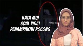 WOW TODAY: Viral Penampakan Pocong di Tangerang, Ini Kata MUI