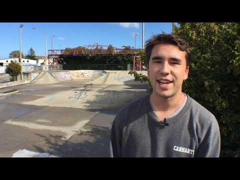 Dunedin skaters hold a skate jam, and want a new skate park