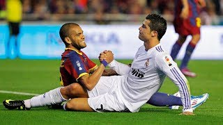 El Clasico - Best Fights,Fouls,Dives & Red Cards - HD