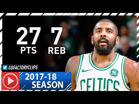 Kyrie Irving Full Highlights vs Pelicans (2018.01.16) – 27 Pts 7 Reb