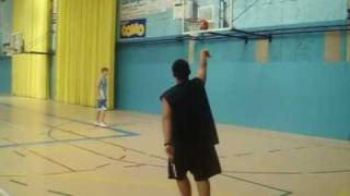 preview picture of video 'Trick shots y streetball Astillero'