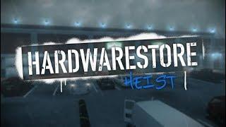 Payday 2 - Hardware Store ( Custom Heist ) - Stealth