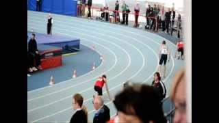 preview picture of video '20130113 SEAA Indoor Champs U17 mens 400m Heat 3'
