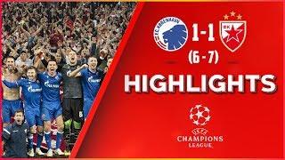 UEFA CHL / #KOBCZV 1:1 (6:7)