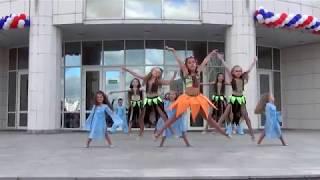 """Дети школы танцев Dance Life в Белгороде! Филиал """"5 августа"""". Современные эстрадные танцы"""