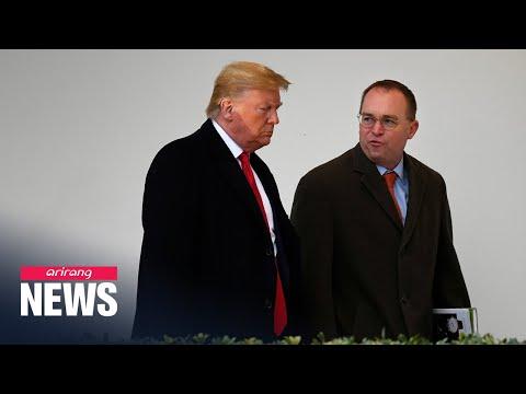 Trump issues emergency declaration in Washington DC ahead of inauguration
