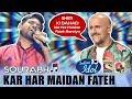 Kar Har Maidan Fateh (Sanju) - Sourabh | Indian Idol 10 (2018) | Vishal Dadlani | Sony TV