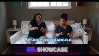 Vote for Frangela:  #BringTheFunny  @nbcbringthefunny