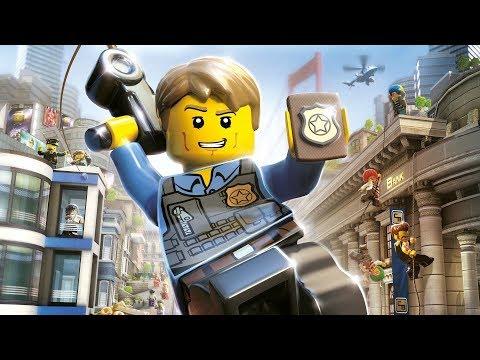 15 minut z Lego City Tajny Agent (PS4)