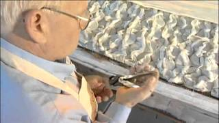 Vispring: Herstellung eines Boxspringbetts